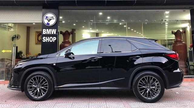 Lexus RX 350 F-Sport 2016 đi 19.000km bán lại giá vẫn gần 4,2 tỷ đồng - Ảnh 5.