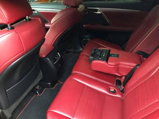 Lexus RX 350 F-Sport 2016 đi 19.000km bán lại giá vẫn gần 4,2 tỷ đồng - Ảnh 15.