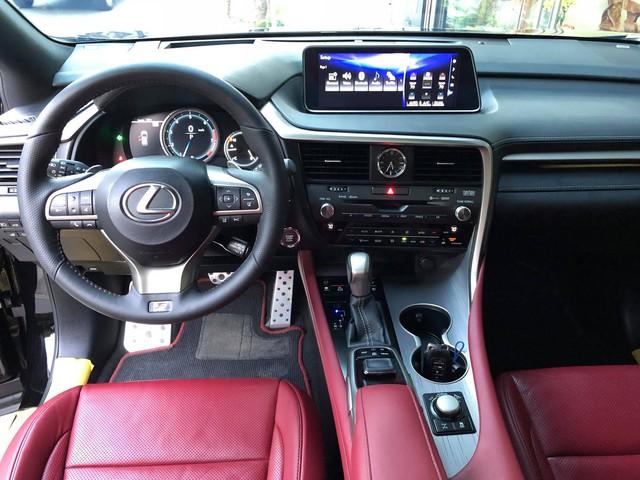 Lexus RX 350 F-Sport 2016 đi 19.000km bán lại giá vẫn gần 4,2 tỷ đồng - Ảnh 6.