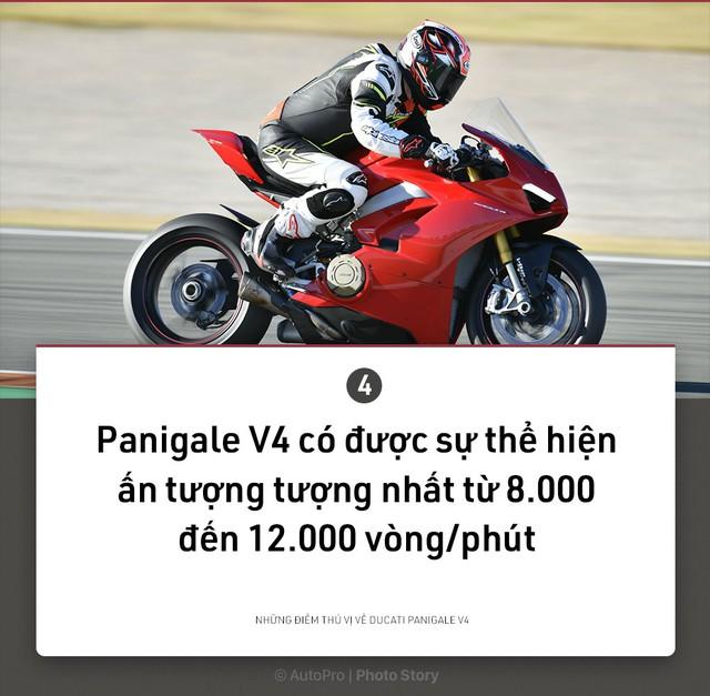 [Photo Story] 9 điều thú vị về Ducati Panigale V4 - Ảnh 4.