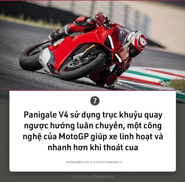 [Photo Story] 9 điều thú vị về Ducati Panigale V4 - Ảnh 7.