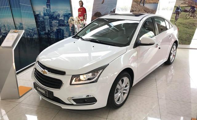 Giảm giá liên tục, Chevrolet quyết lấn thêm thị phần tại Việt Nam - Ảnh 1.