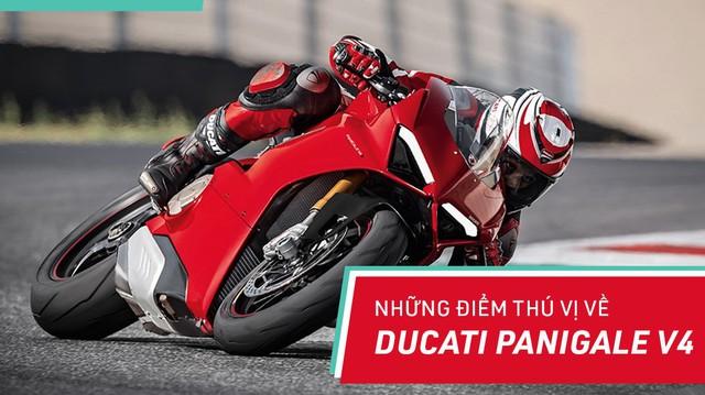 [Photo Story] 9 điều thú vị về Ducati Panigale V4: Trọng lượng khung khiến nhiều người ngỡ ngàng