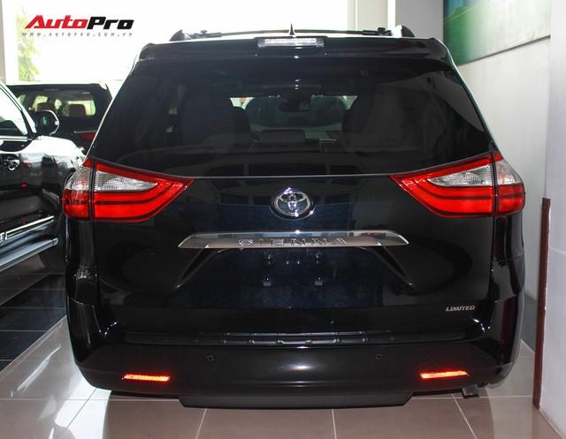 Chi tiết Toyota Sienna Limited 2018 giá 4 tỷ đồng vừa về Việt Nam - Ảnh 5.