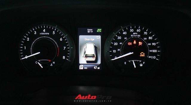 Chi tiết Toyota Sienna Limited 2018 giá 4 tỷ đồng vừa về Việt Nam - Ảnh 26.