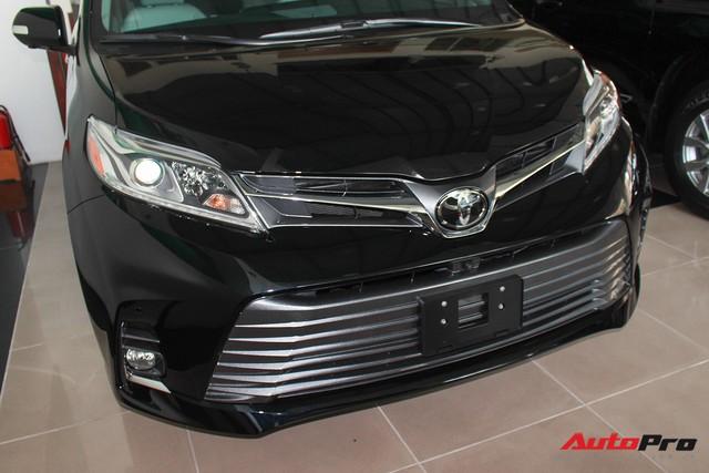 Chi tiết Toyota Sienna Limited 2018 giá 4 tỷ đồng vừa về Việt Nam - Ảnh 2.