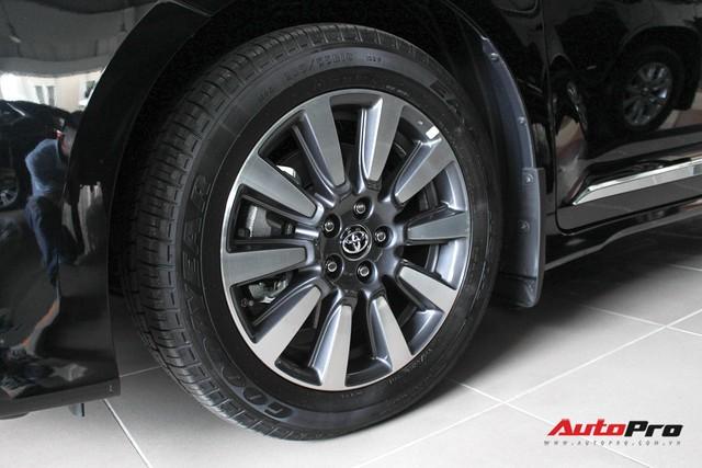 Chi tiết Toyota Sienna Limited 2018 giá 4 tỷ đồng vừa về Việt Nam - Ảnh 11.