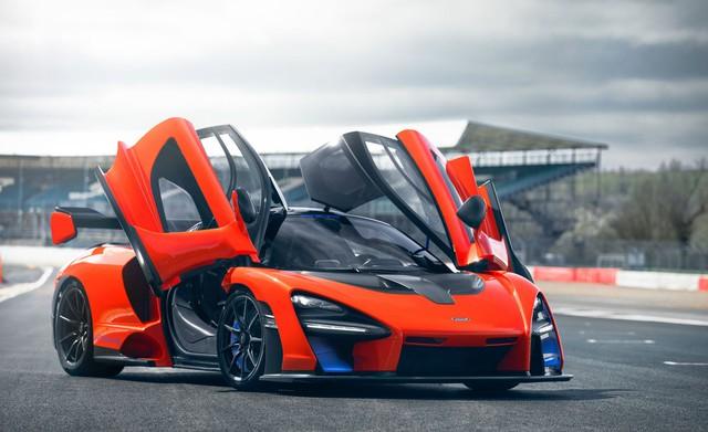 Nhà nhà làm SUV nhưng McLaren thì không - Ảnh 1.