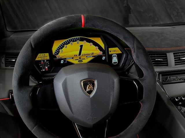 5 điểm Lamborghini có thể thay đổi để cải thiện Aventador - Ảnh 2.