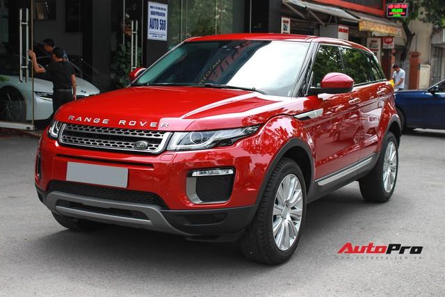 Mới lăn bánh 7.500km, Range Rover Evoque 2017 được rao bán lại giá 2,85 tỷ đồng - Ảnh 4.
