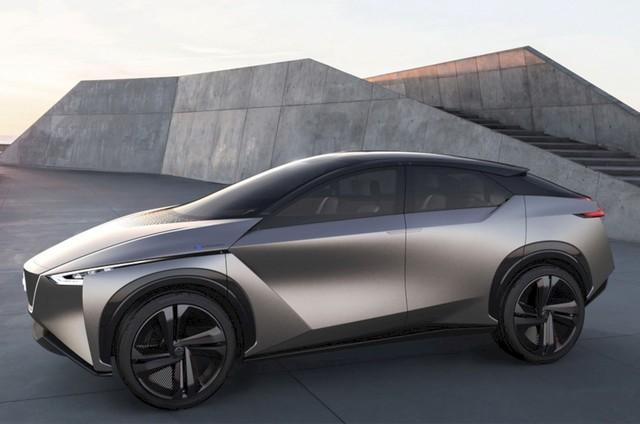 Nissan đã ngưng phát triển động cơ diesel - Ảnh 1.