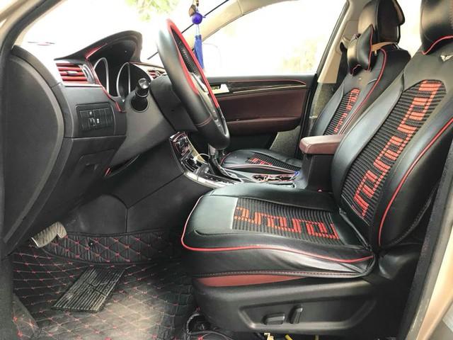 Zotye T600 độ Audi Q5 đi 3 năm bán lỗ gần một nửa giá xe vẫn kén khách mua - Ảnh 8.