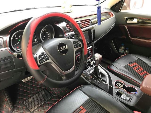 Zotye T600 độ Audi Q5 đi 3 năm bán lỗ gần một nửa giá xe vẫn kén khách mua - Ảnh 2.