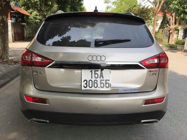 Zotye T600 độ Audi Q5 đi 3 năm bán lỗ gần một nửa giá xe vẫn kén khách mua - Ảnh 5.