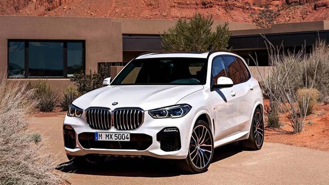 BMW X5 thế hệ mới ra mắt - Ông chủ mới trên phân khúc - Ảnh 1.