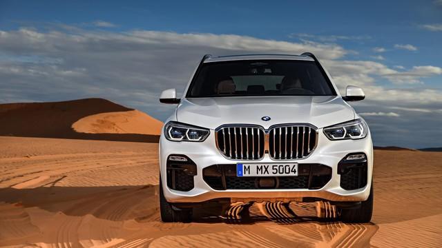 BMW X5 thế hệ mới ra mắt - Ông chủ mới trên phân khúc - Ảnh 2.