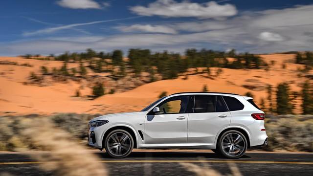 BMW X5 thế hệ mới ra mắt - Ông chủ mới trên phân khúc - Ảnh 6.