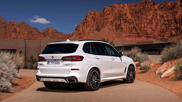 BMW X5 thế hệ mới ra mắt - Ông chủ mới trên phân khúc - Ảnh 5.
