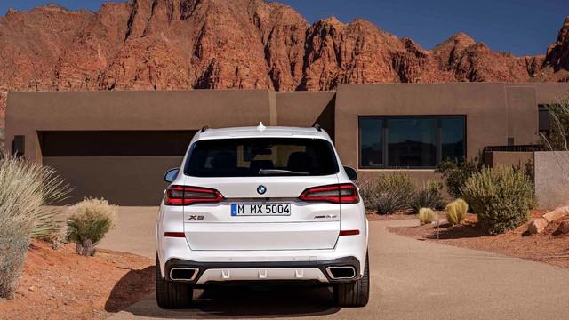 BMW X5 thế hệ mới ra mắt - Ông chủ mới trên phân khúc - Ảnh 3.