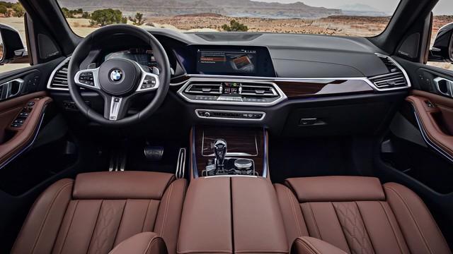 X7 còn chưa ra mắt Việt Nam, BMW X6 thế hệ mới đã lộ diện  - Ảnh 3.