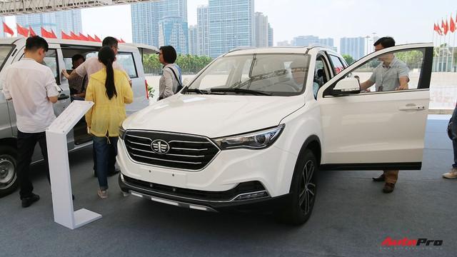 Bộ đôi crossover Trung Quốc giá rẻ dáng như xe Đức, cùng phân khúc Honda CR-V xuất hiện tại Việt Nam - Ảnh 3.