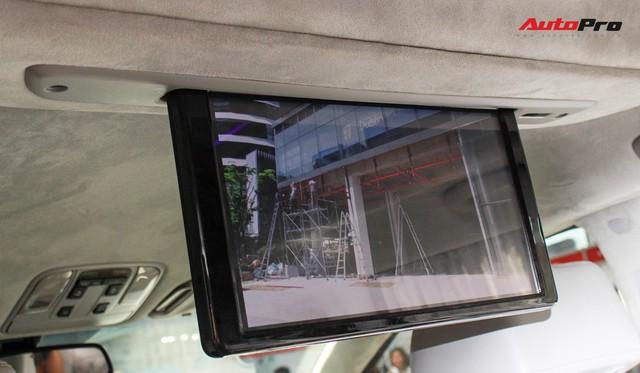Khám phá xe gia đình Kia Carnival độ phong cách hạng sang vừa xuất hiện tại Việt Nam - Ảnh 28.