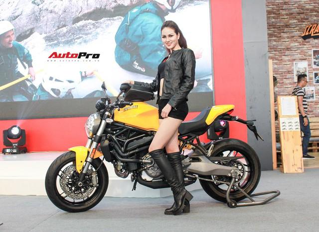 Ducati công bố giá sốc hàng loạt xe phân khối lớn: Panigale V4 dưới 1 tỷ đồng - Ảnh 3.