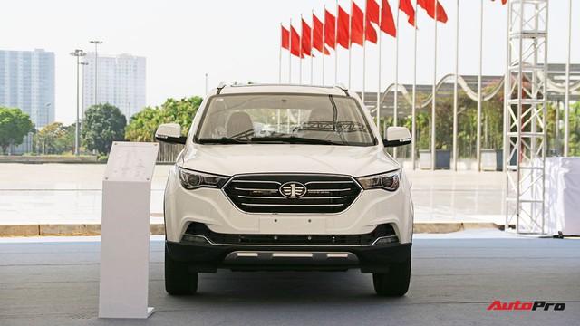 Bộ đôi crossover Trung Quốc giá rẻ dáng như xe Đức, cùng phân khúc Honda CR-V xuất hiện tại Việt Nam - Ảnh 12.