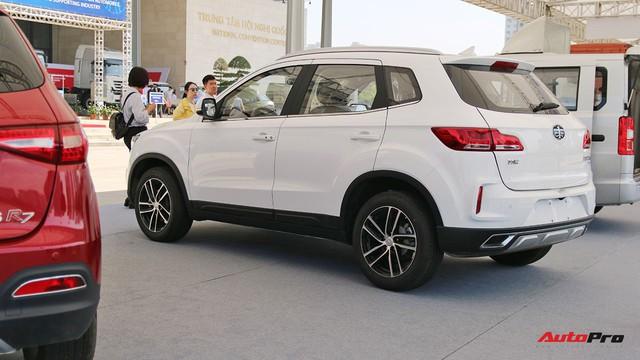 Bộ đôi crossover Trung Quốc giá rẻ dáng như xe Đức, cùng phân khúc Honda CR-V xuất hiện tại Việt Nam - Ảnh 13.
