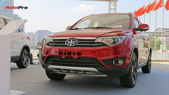 Bộ đôi crossover Trung Quốc giá rẻ dáng như xe Đức, cùng phân khúc Honda CR-V xuất hiện tại Việt Nam - Ảnh 2.