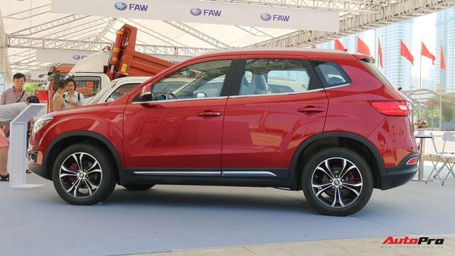 Bộ đôi crossover Trung Quốc giá rẻ dáng như xe Đức, cùng phân khúc Honda CR-V xuất hiện tại Việt Nam - Ảnh 6.