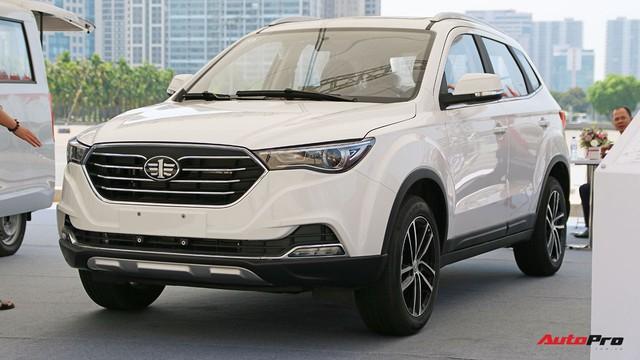 Bộ đôi crossover Trung Quốc giá rẻ dáng như xe Đức, cùng phân khúc Honda CR-V xuất hiện tại Việt Nam - Ảnh 1.