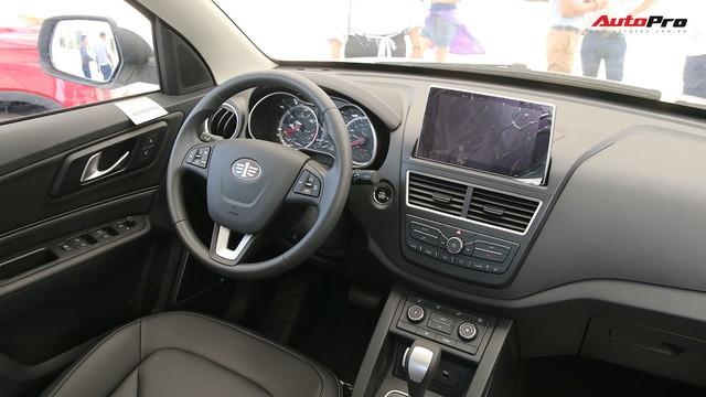 Bộ đôi crossover Trung Quốc giá rẻ dáng như xe Đức, cùng phân khúc Honda CR-V xuất hiện tại Việt Nam - Ảnh 4.