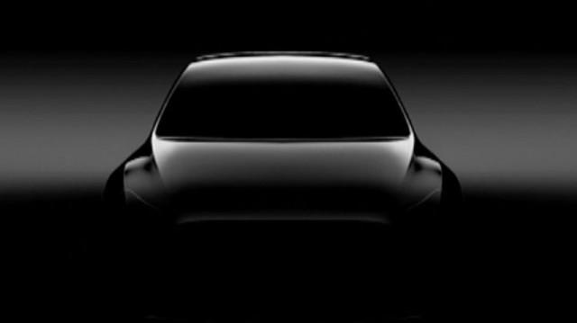 Tesla hé lộ Model Y, hoàn thiện bộ 4 xe S-3-X-Y