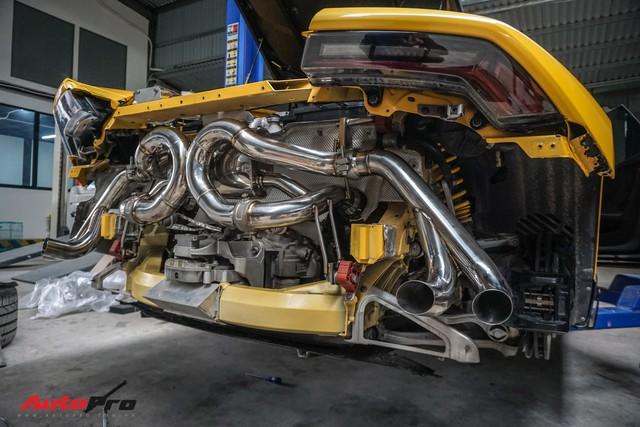 Lamborghini Huracan độ Mansory từng của Cường Đô-la đổi pô FI trị giá ngang một chiếc Kia Morning van - Ảnh 7.