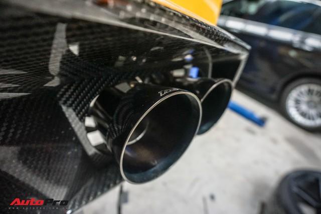 Lamborghini Huracan độ Mansory từng của Cường Đô-la đổi pô FI trị giá ngang một chiếc Kia Morning van - Ảnh 9.