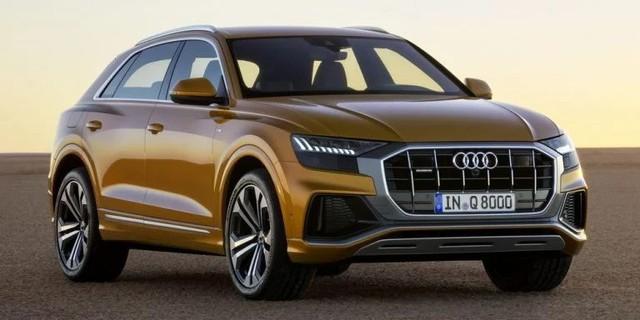 Audi Q8 vs BMW X6 vs Mercedes-Benz GLE: Đâu là lựa chọn xứng đáng? - Ảnh 7.