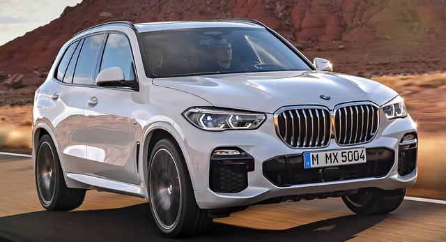 BMW X5 2019 thay đổi thế nào so với người tiền nhiệm? - Ảnh 2.