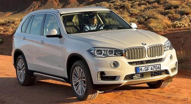 BMW X5 2019 thay đổi thế nào so với người tiền nhiệm? - Ảnh 1.