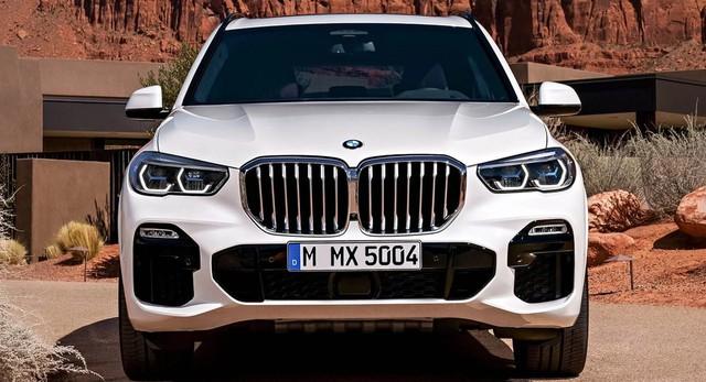 BMW X5 2019 thay đổi thế nào so với người tiền nhiệm? - Ảnh 4.