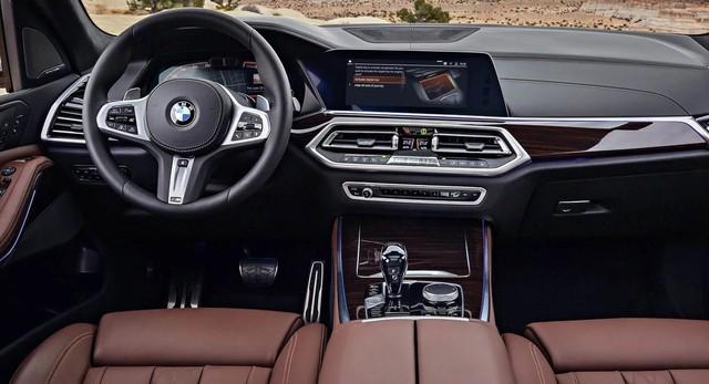 BMW X5 2019 thay đổi thế nào so với người tiền nhiệm? - Ảnh 13.