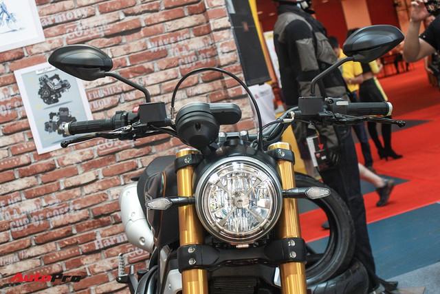 Ducati Scrambler 1100 ra mắt Việt Nam, giá từ 448 triệu đồng - Ảnh 3.