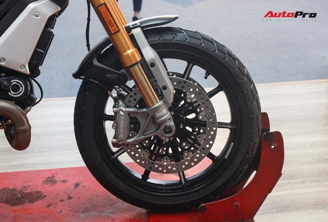 Ducati Scrambler 1100 ra mắt Việt Nam, giá từ 448 triệu đồng - Ảnh 10.