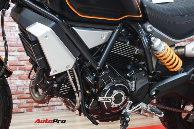Ducati Scrambler 1100 ra mắt Việt Nam, giá từ 448 triệu đồng - Ảnh 14.