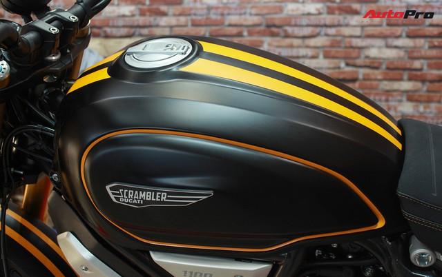 Ducati Scrambler 1100 ra mắt Việt Nam, giá từ 448 triệu đồng - Ảnh 7.