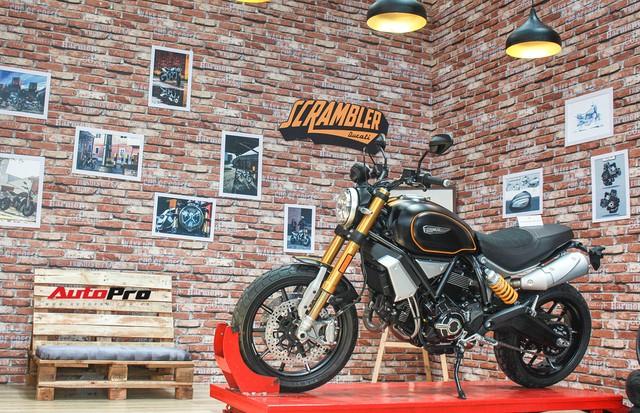 Ducati Scrambler 1100 ra mắt Việt Nam, giá từ 448 triệu đồng - Ảnh 2.