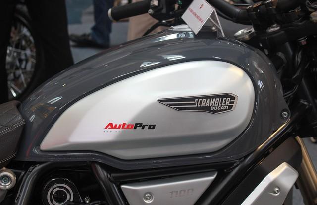 Ducati Scrambler 1100 ra mắt Việt Nam, giá từ 448 triệu đồng - Ảnh 21.