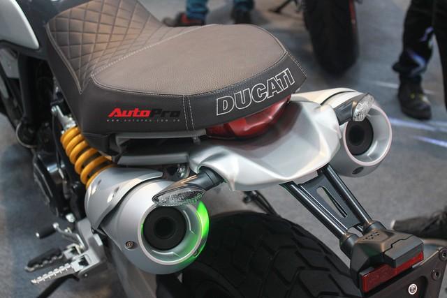 Ducati Scrambler 1100 ra mắt Việt Nam, giá từ 448 triệu đồng - Ảnh 18.