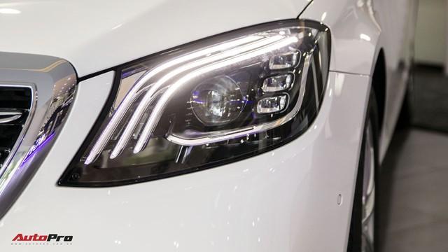 Khám phá Mercedes-Benz S 450 L 2018 tại đại lý trước ngày chính thức ra mắt khách Việt - Ảnh 6.