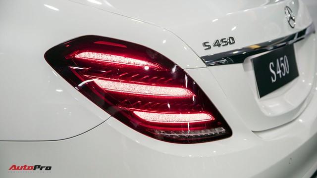 Khám phá Mercedes-Benz S 450 L 2018 tại đại lý trước ngày chính thức ra mắt khách Việt - Ảnh 8.